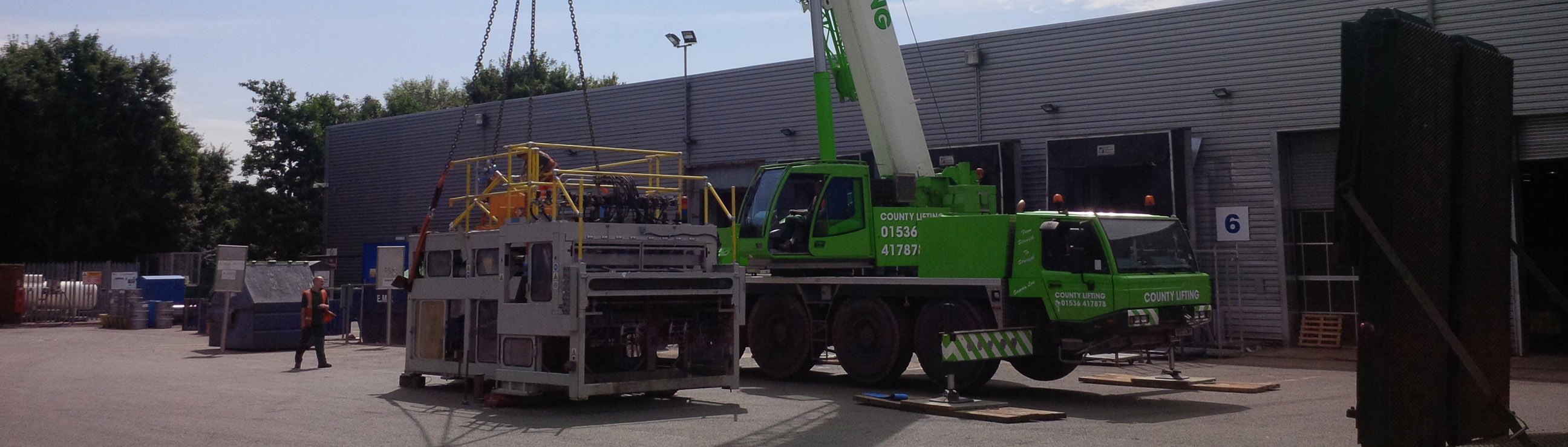 65t Tadano Faun Mobile Crane | County Lifting